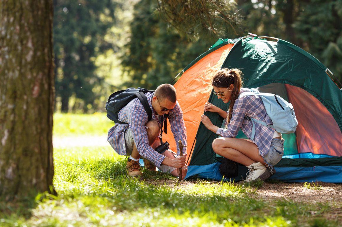 À quoi faut-il penser avant de partir en vacances au camping?