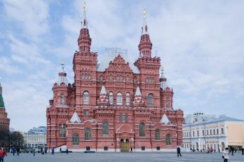croisière Russie
