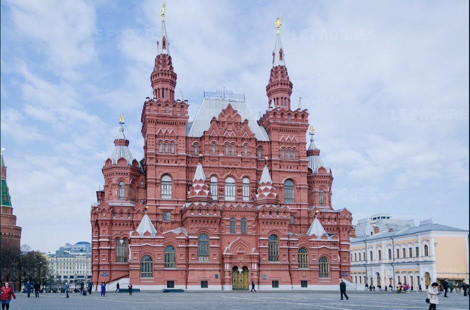 Quand partir en Russie