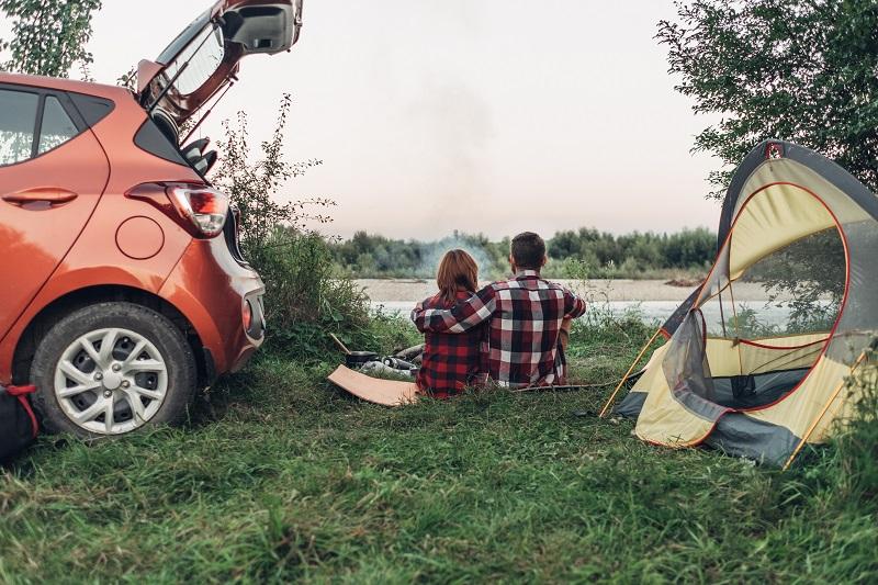 Le meilleur SUV pour partir au camping