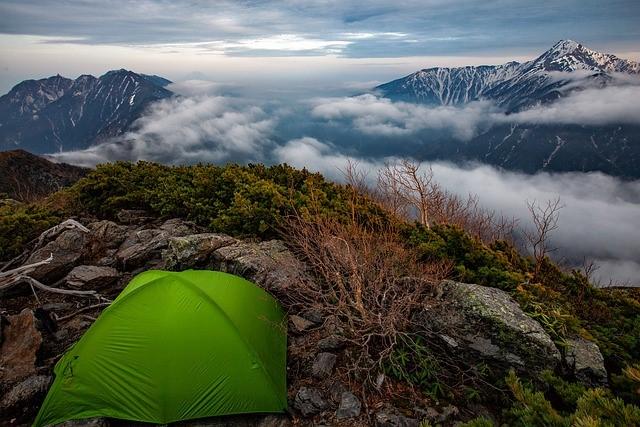 Voyager autrement au Japon par le biais du camping écologique
